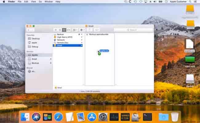خلل جديد بنظام MacOS يمكن أن يتسبب في فقدانك لبياناتك