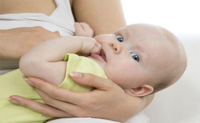 حليب الرضاعة ذات قيمة غذائية أعلى للمولود الذكر