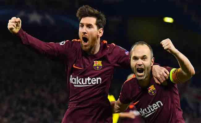 برشلونة يفرض التعادل على تشيلسي