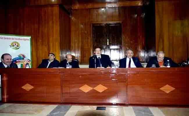 تجديد الثقة في القيادة الوطنية للاتحاد العام للعمال الجزائريين