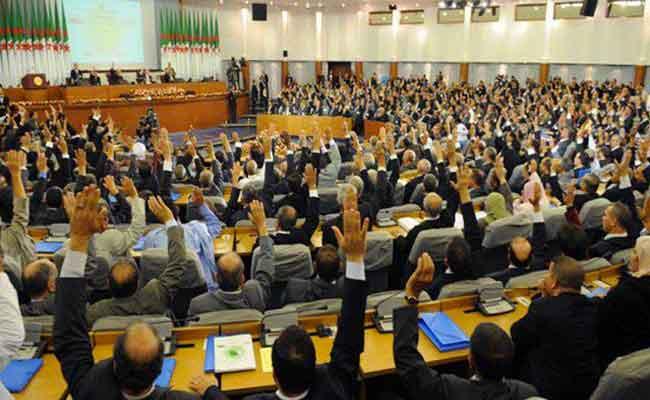 نواب المجلس الشعبي الوطني يصادقون بالأغلبية على قانوني الإجراءات الجزائية ومعالجة المعطيات الشخصية