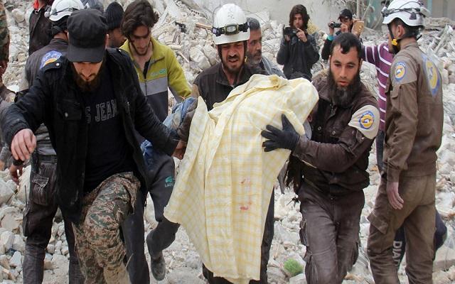 إطلاق النار على المفتشين الدوليين في سوريا
