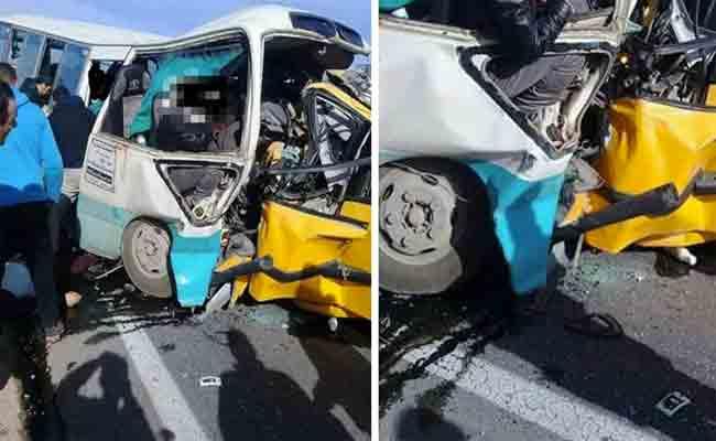 حرب الطريق تحصد أرواح خمسة أشخاص و 11 مصابا في ظرف 24 ساعة