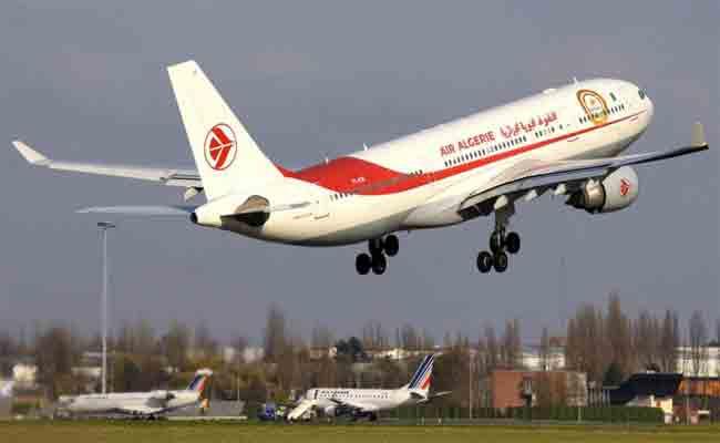 اضطرابات في رحلات الجوية الجزائرية إلى فرنسا