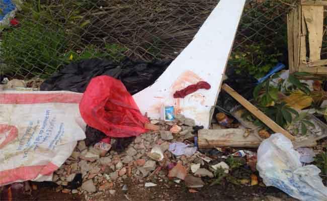 مواطنون يعثرون على جثة رضيع مرمية في مزبلة بفوكة بولاية تيبازة