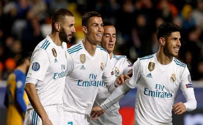 ريال مدريد  يقترب من نهائي دوري الأبطال