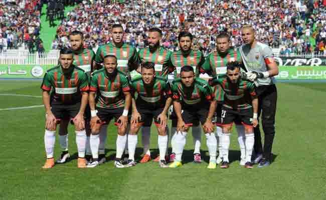مولودية الجزائر يشارك في البطولة العربية