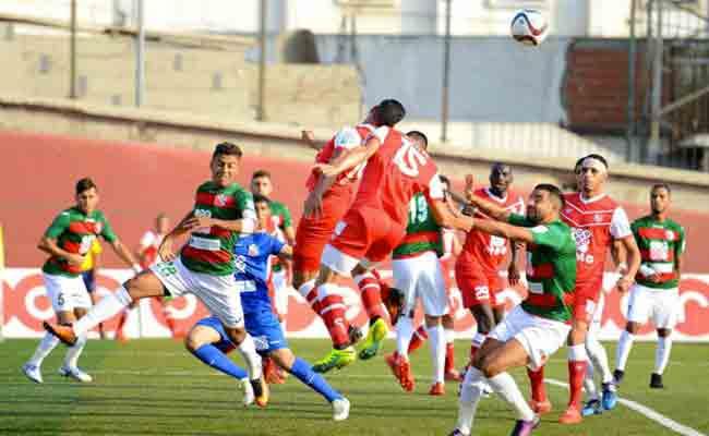 مولودية الجزائر يستحق بارادو بخماسية