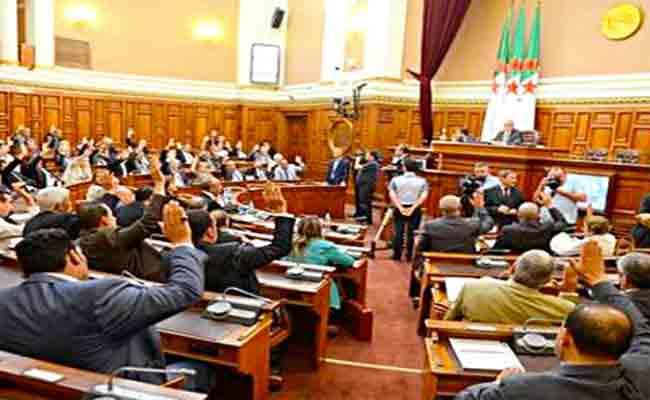 مصادقة أعضاء مجلس الأمة  بالإجماع  على مشروع قانون التجارة الالكترونية