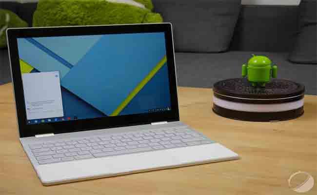 بكسل بوك: الكمبيوتر القادم من جوجل قد يدعم نظام ويندوز