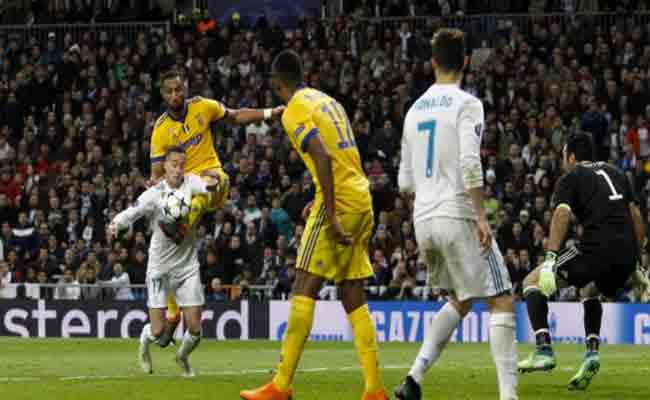 ريال مدريد يتأهل الى نصف النهائي