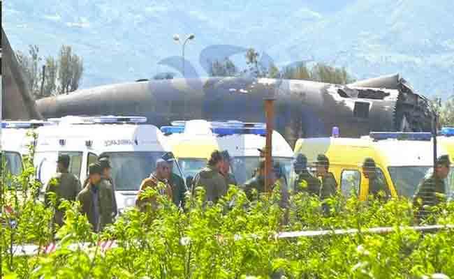 التكفل بأسر ضحايا تحطم الطائرة العسكرية بمركزين تابعين لقطاع التضامن الوطني بالبليدة