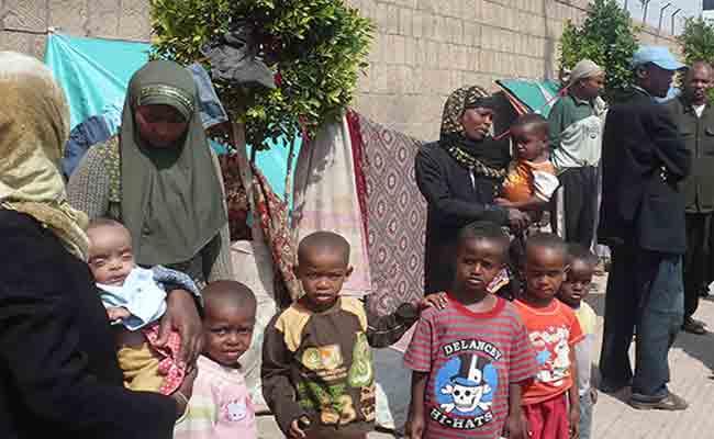ولاية وهران تفند وجود جماعات مقنعة تعتدي على الأفارقة