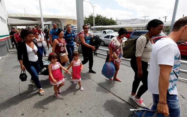 المكسيك ترفض وصف ترامب للمهاجرين بالحيوانات