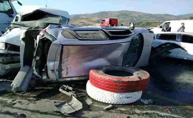 حوادث المرور تنخفض في الثلث الأول من رمضان