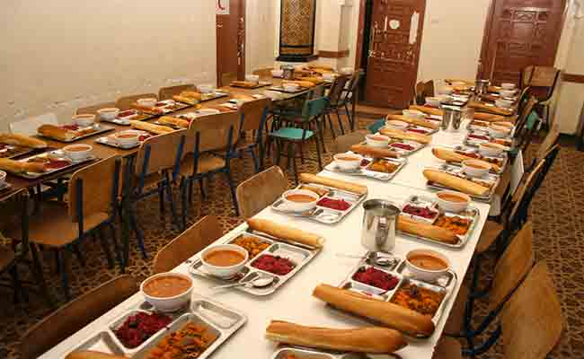 مطاعم الرحمة بالعاصمة تصل إلى 230 مطعما