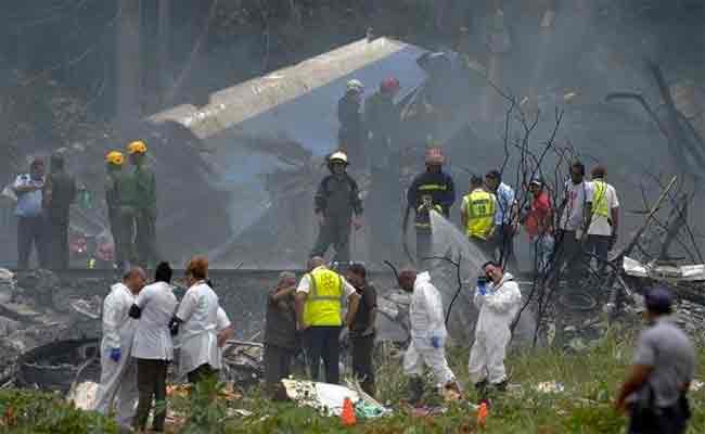 رئيس الجمهورية يبعث برقية تعزية للرئيس الكوبي على إثر تحطم  طائرة بهافانا