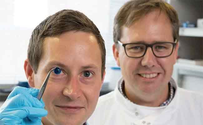 قاموا بإنشاء قرنية للعين عبر تقنية الطباعة 3D