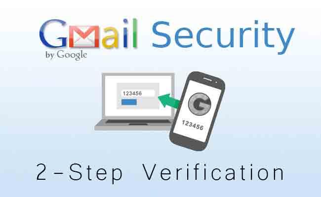 أقل من 10 بالمئة من تستخدم حماية المصادقة المزدوجة في Gmail