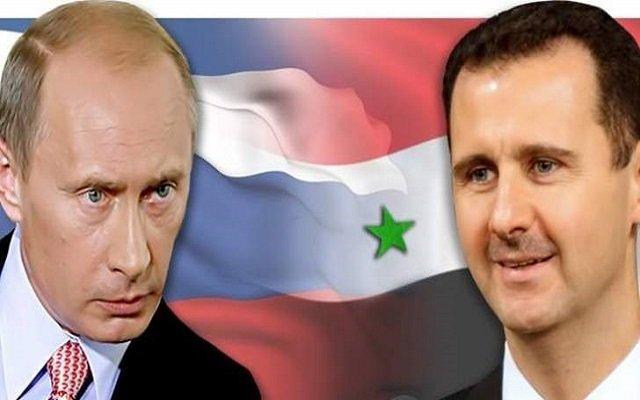 بوتين يمنع الأسد من زيارة الجنوب السوري وإعلان انتصاره الوهمي