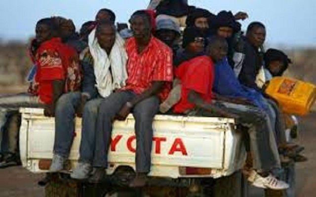 مشروع جديد لمكافحة الاتجار بالبشر بالجزائر