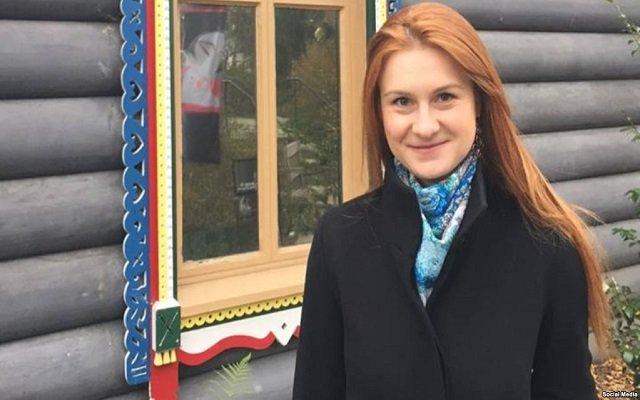 إثبات تهمة التجسس بالفتاة الروسية