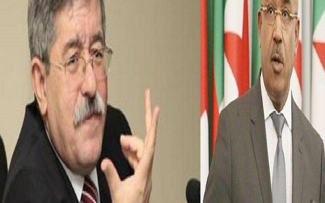 باي باي احمد اويحي مرحبا نور الدين بدوي