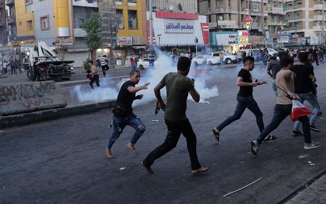 كلما سقط المزيد من القتلى تزيد شرارة احتجاجات في العراق