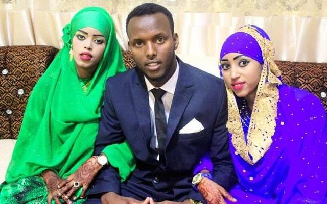 تزوج ابنة عمه وابنة خالته بنفس الليلة