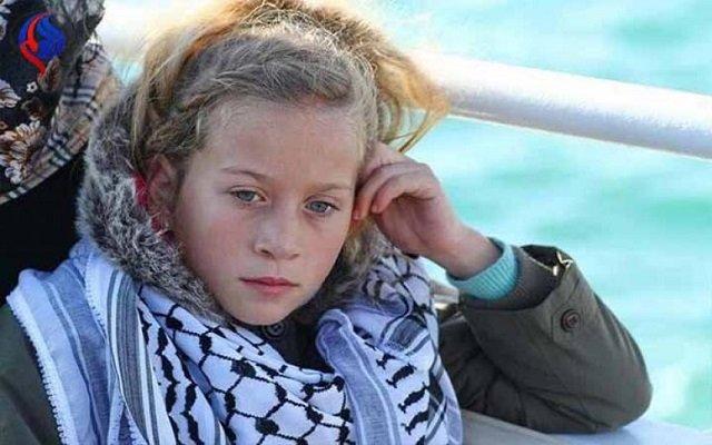 الفتاة الفلسطينية عهد سأكمل مسيرة النضال عبر المحاماة