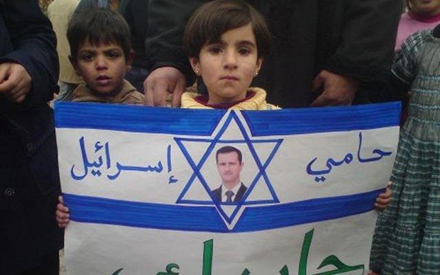 إسرائيل عندما ستنتهي الحرب سنقيم علاقات مع الأسد