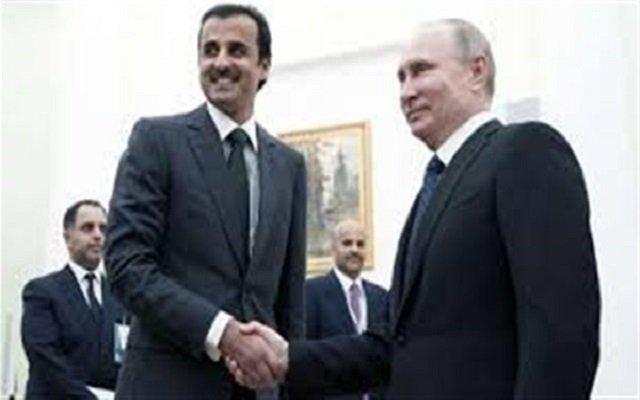 نهائي كأس العالم في روسيا سيعرف حضور أمير قطر