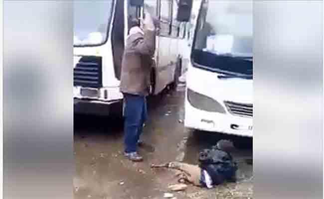 إلقاء القبض شخصين متورطين في قضية الاعتداء على طفل إفريقي بعنابة