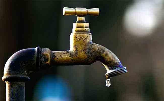 قطع التزود بالماء الشروب على 4 بلديات في العاصمة