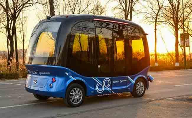 بايدو ستطلق حافلاتها المستقلة بالصين العام المقبل