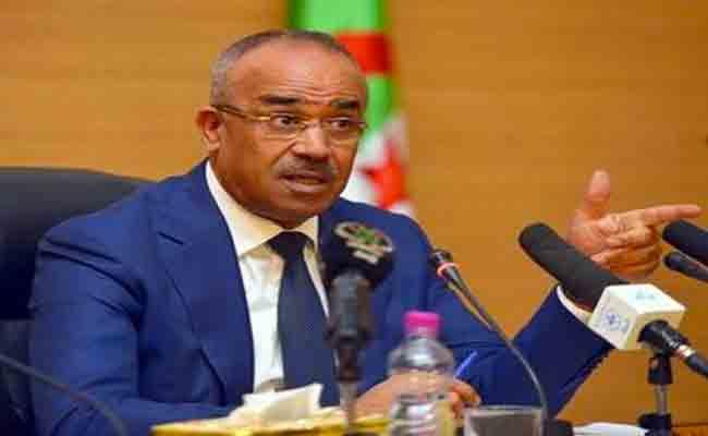بدوي يؤكد أن الجزائر ستواصل ترحيل المهاجرين غير الشرعيين صوب بلدانهم