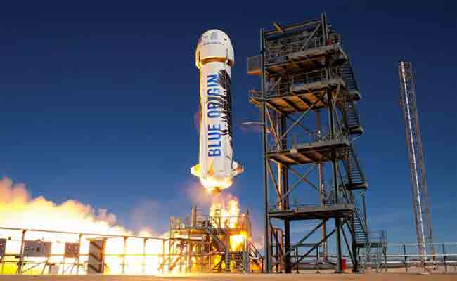 رحلة إلى الفضاء مع بلو أورجين ستكلف على الأقل 200 ألف دولار