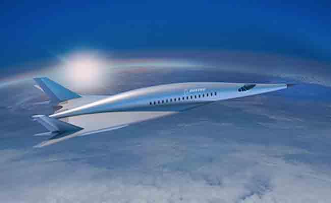 طائرة بوينج المستقبلية ستتجاوز سرعة 6000 كم / ساعة