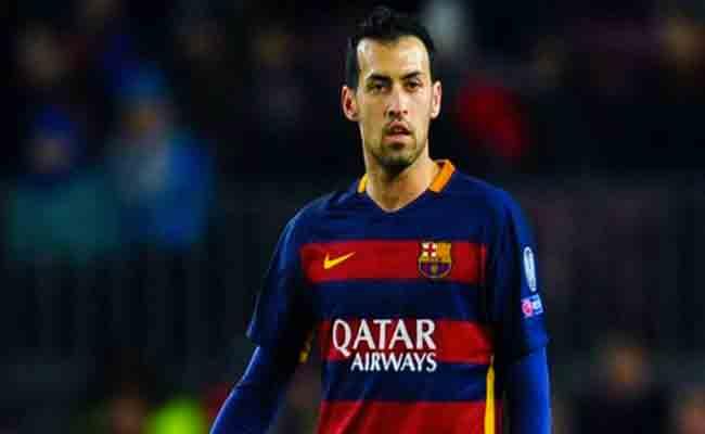 برشلونة يريد تجديد عقد بوسكيتش