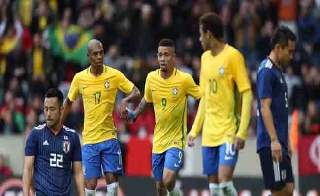 منتخب البرازيل يحافظ على هيبة الكبار