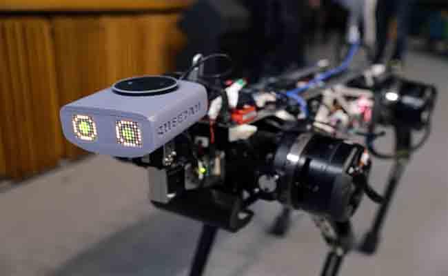 هذا الروبوت يمكنه الركض والقفز دون كاميرات رؤية