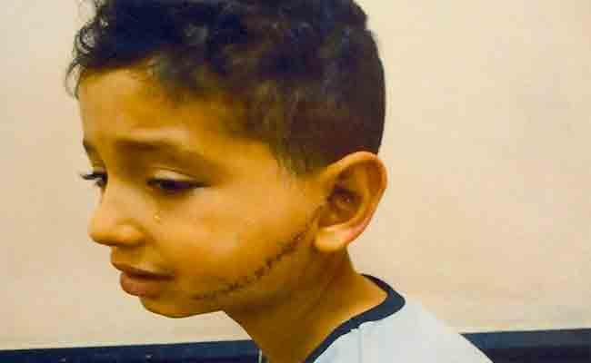 كهل يذبح طفلا عمره 6 سنوات بشفرة حلاقة من أجل 30 مليونا ؟