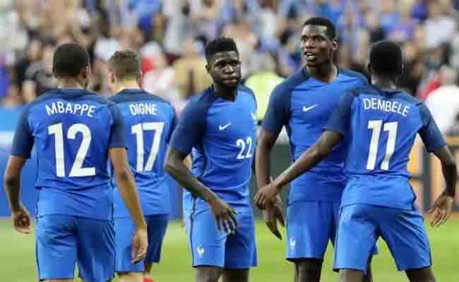 المنتخب الفرنسي يتأهل لنهائي المونديال