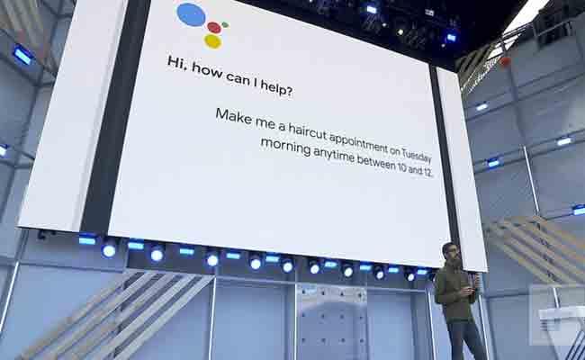 في المستقبل: مراكز الإتصال ستصبح آلية مع الذكاء الاصطناعي الخاص بجوجل