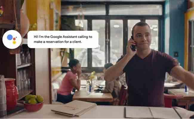 إن كنت تعمل بأحد مراكز الإتصال يؤسفنا أن نخبرك أن جوجل دبلكس قد يأخذ مكانك قريبا