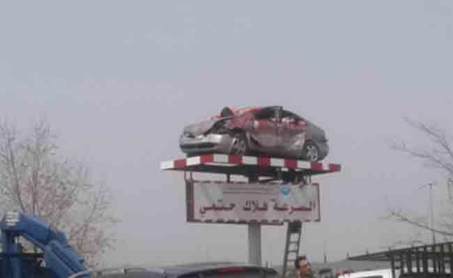 حملة توعوية للوقاية من حوادث المرور تحت شعار