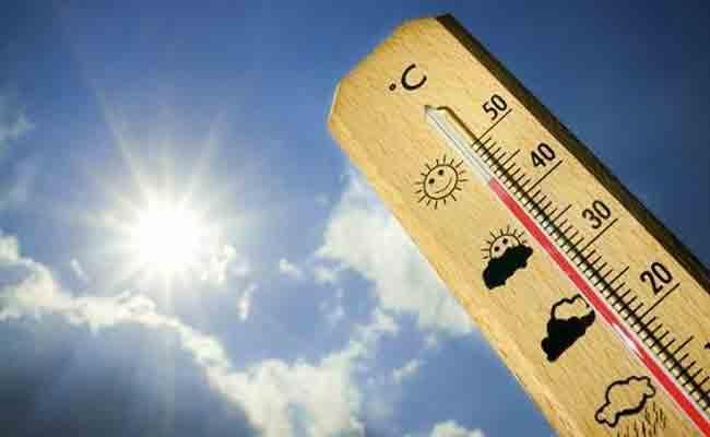 خمس ولايات جنوبية تشهد استمرار موجة الحر و التي قد تتجاوز 48 درجة