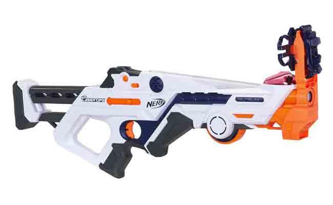 مجموعة مسدسات ليزر جديدة متصلة من هاسبرو