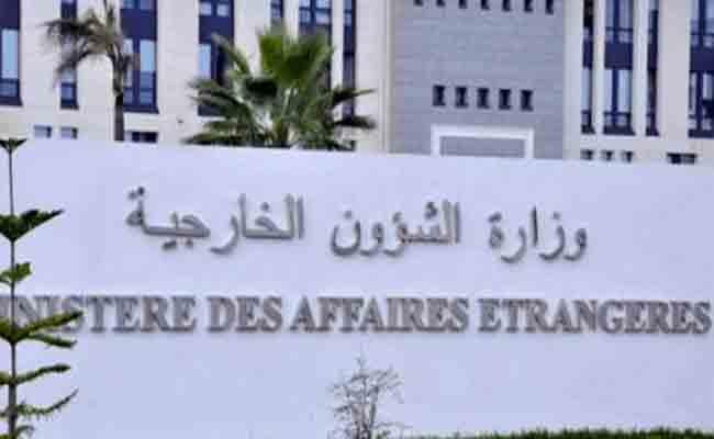 إدانة جزائرية لمصادقة الكنيست الاسرائيلي على قانون