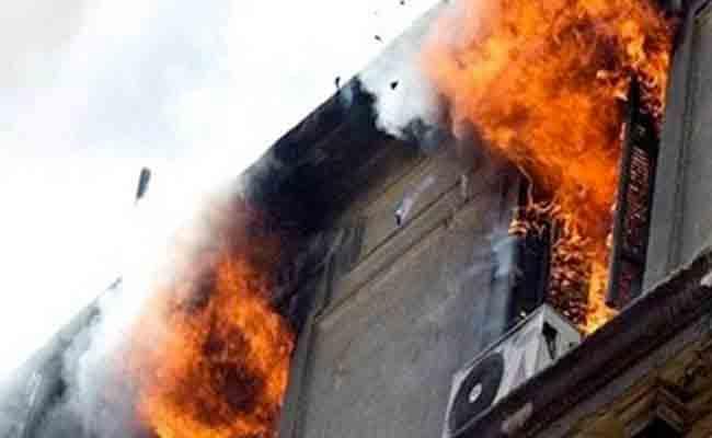 إصابة 4 أشخاص بجروح متفاوتة الخطورة في حادث انفجار داخل شقة بشارع طنجة بالجزائر الوسطى
